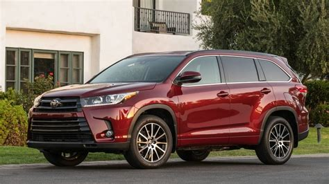 2019 Toyota Highlander Preview, Pricing, Release Date