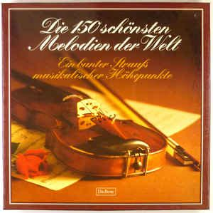 die schönsten brüste der welt die 150 sch 246 nsten melodien der welt cassette compilation
