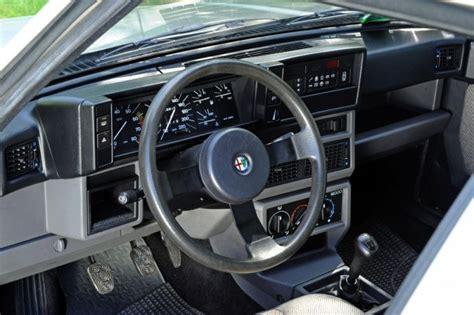 Volante Alfa 75 by Le Alfa 75 Tutte Le Versioni