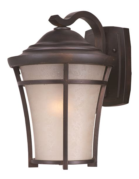 balboa dc 1 light large outdoor wall outdoor wall mount