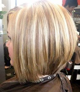 30 Popular Stacked A Line Bob Hairstyles For Women