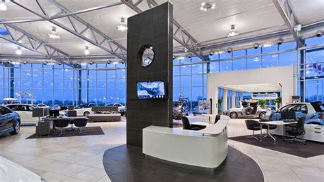 bmw dealership interior car showroom retail design blog