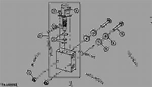 2-speed Valve - Engine  Powertech John Deere 4024