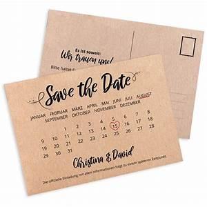Save The Date Karte : save the date karte mit kalender im vintage look bestellen ~ A.2002-acura-tl-radio.info Haus und Dekorationen