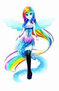 Rainbow Dash by Koveliana on DeviantArt