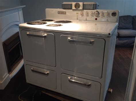 Antique Westinghouse Stove
