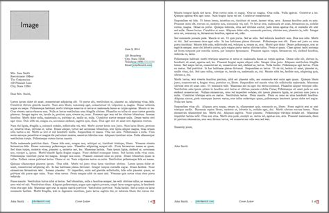 business letter page  heading letters  sample letters