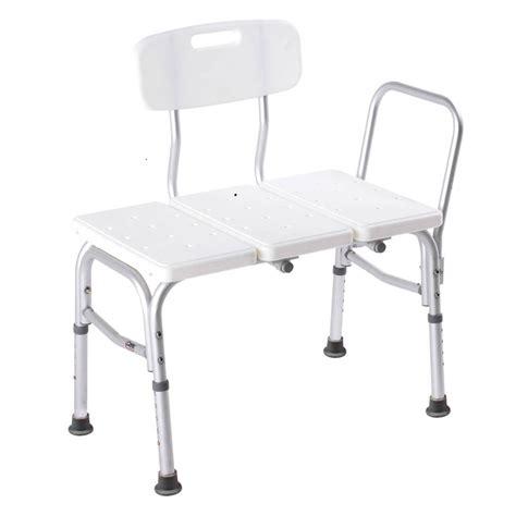 walker with seat carex adjustable bathtub transfer bench careway wellness
