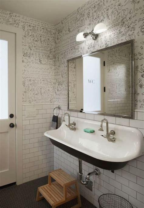 Kohler Trough Sink Bathroom by Kohler Trough Sink For Bathroom Homesfeed