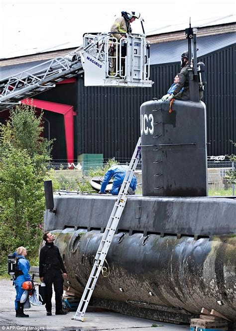 Danish Submarine Builder Has A Temper, Say Friends Daily