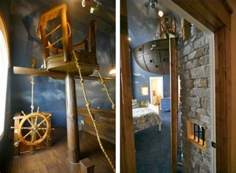 Pirate Ship Room For A Happy