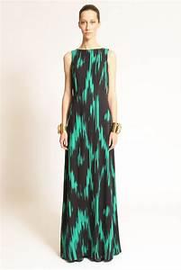 green black wedding inspiration michael kors resort 2013 With michael kors wedding dresses