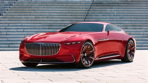 maybach mercedes 2017 vision mercedes maybach 6 wallpaper hd car wallpapers