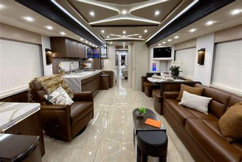 expensive luxury rvs   world lets rv