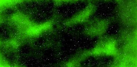 Green Galaxy Background Viii By Stitchesss13 On Deviantart