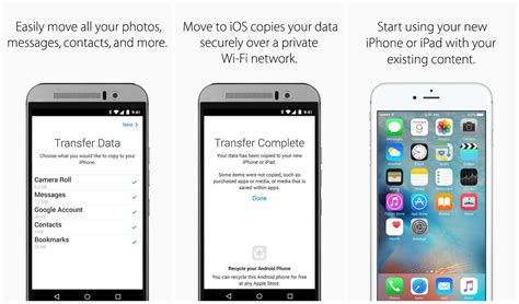 apple releases move to ios app for android apple move to ios app now available for android