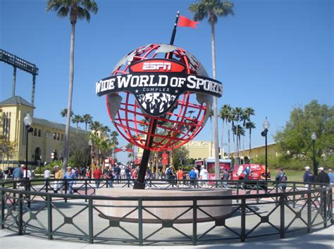 Wide World by Get To The Espn Wide World Of Sports Complex Wdw