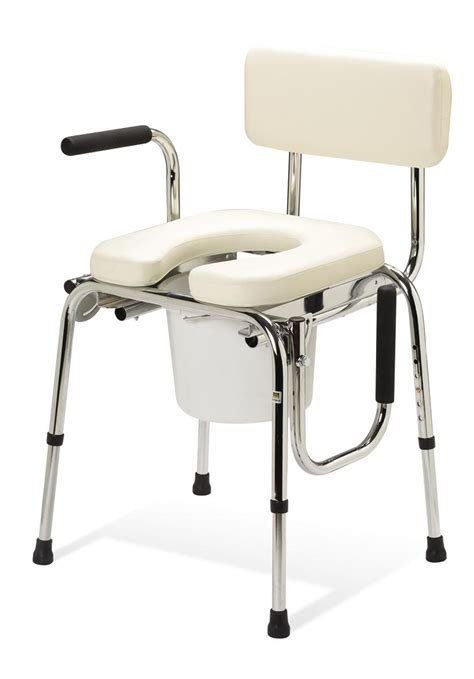 drop arm commode careway wellness center