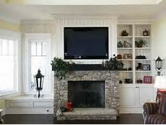 Ideas TV Above Fireplace Ideas Mounting A Tv Tv Over Fireplace Gorgeous Living Room Beautiful Homes Design Living Room Living Room With Tv Above Fireplace Decorating Ideas 19 Gorgeous Living Room Design Ideas In Eclectic Style Style