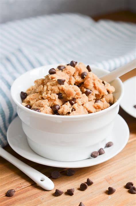 Kitchen Essentials Cookie Dough by Edible Cookie Dough Nut Free Eggless Gluten Free 24