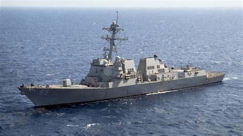 Trump's Navy Is Already Sunk