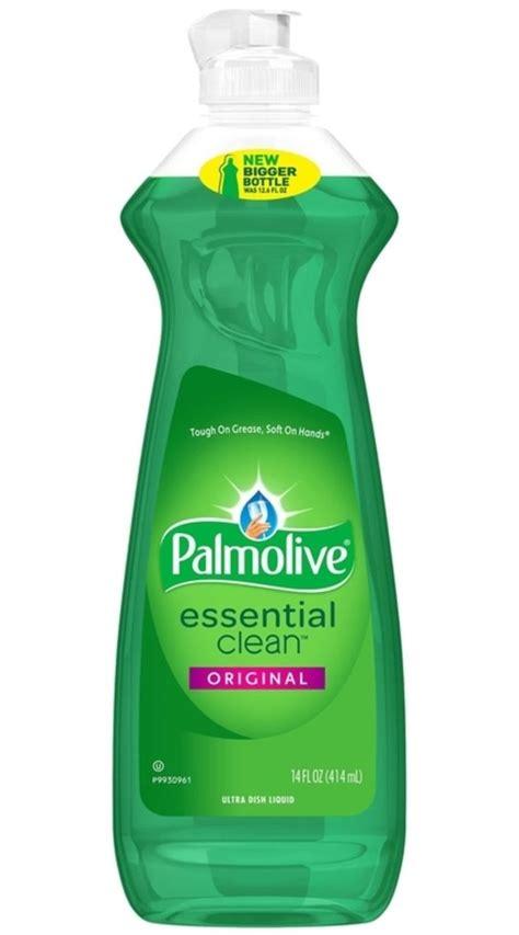 palmolive usa essential clean dish soap  oz lifeandhomecom