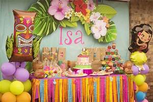 Ideas para una fiesta Hawaiana Decoracion de interiores Fachadas para casas como Organizar la casa
