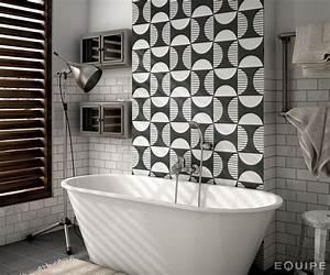 carrelages mosaiques et galets aspect cx ciment art With grès cérame imitation carreaux ciment