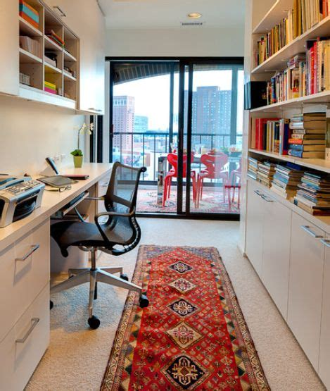 narrow office 10 home office design ideas we love