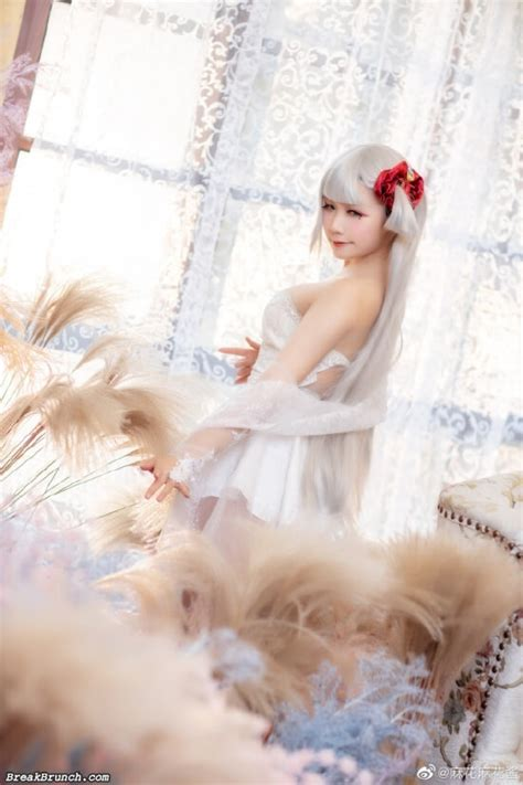 shoukaku azur lane cosplay  makaaatb  pics