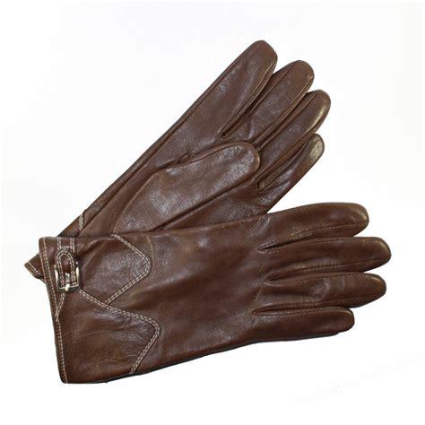 gants cuisine anti chaleur gants cuir femme marron glove tous les gants
