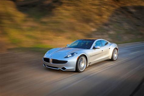 News - Fisker Karma Wins 'Automobile' 2012 Design Of The Year