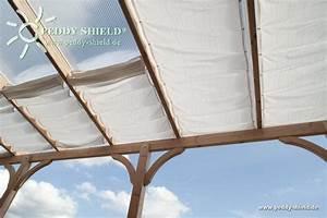 sonnenschutz terrassenuberdachung innenbeschattung peddy With faltsonnensegel für terrassenüberdachung