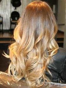 Haircolor ombre blonde #ombre #ombrehair | beauty & hair ...