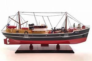 maquette bateau sirius tintin