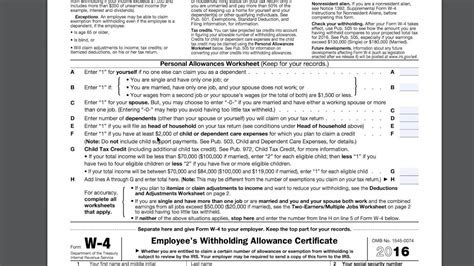 understand tax form youtube