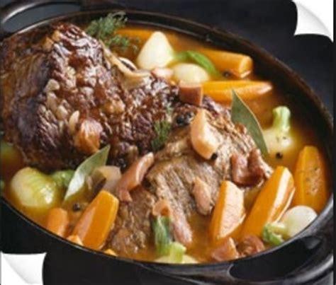 comment cuisiner un pot au feu la vraie recette du pot au feu envies culinaires fr