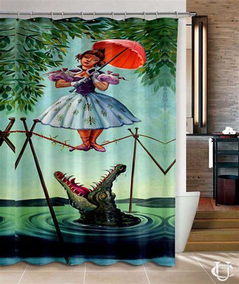 haunted mansion stretching disney shower curtain shower