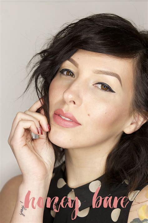 Makeup Monday Pixi Mattelustre Lipstick Swatches Keiko