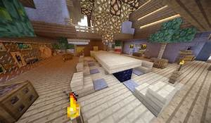 carte v5 chateaux zcraft With salle a manger minecraft