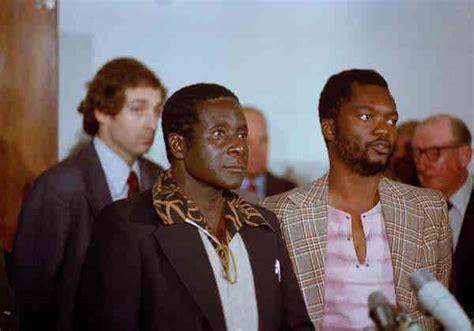 robert mugabes long reign  zimbabwe  timeline