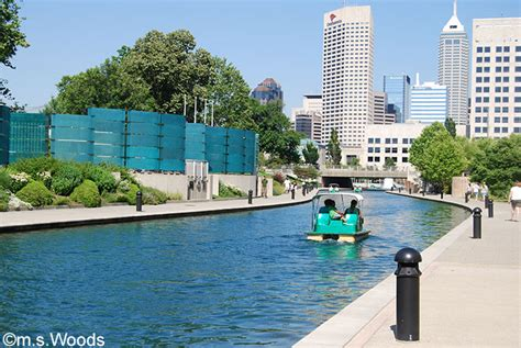 Paddle Boat Rentals Indianapolis by Indianapolis Indiana M S Woods
