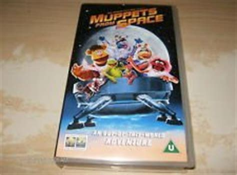 Muppets From Space/The Great Muppet Caper/The Muppet Movie