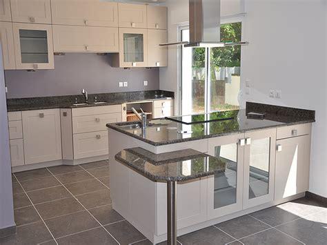 inter cuisines intérieur granit plan de travail en granit labrador