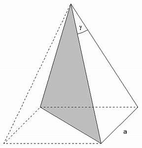 Quadratische Pyramide A Berechnen : aufgabe 2012 p2 ~ Themetempest.com Abrechnung