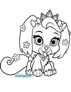 Pumpkin Palace Pets by Palace Pets Coloring Pages 4 Disney Coloring Book