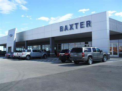 Baxter Ford West Dodge car dealership in Omaha, NE 68022