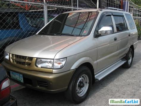 free car repair manuals 2006 isuzu i 280 user handbook isuzu crosswind manual 2006 for sale manilacarlist com 411123