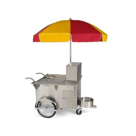 hot dog cart food concession rental ny party works
