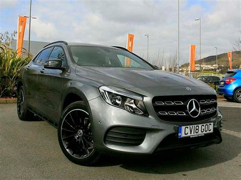 It features apple carplay, android auto, and bluetooth connectivity. Used 2018 Mercedes-Benz GLA Class GLA 220 d 4MATIC AMG Line for sale in Swansea | Pistonheads